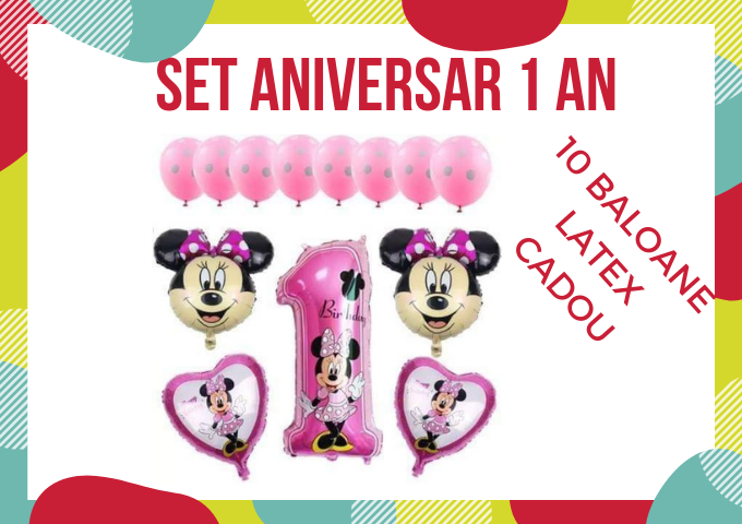 Set aniversar 1 AN Minnie